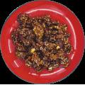 Орехи грецкие жареные в медовой глазури